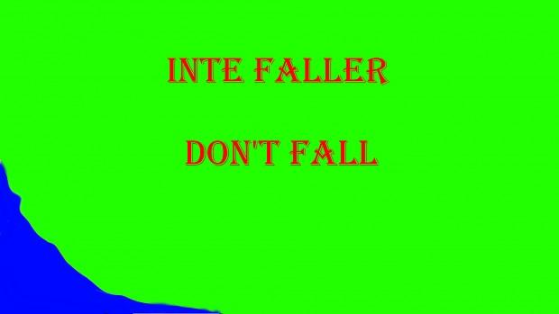 Inte faller demo 1.0