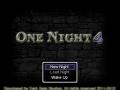 One Night 4 Public Demo (4/4/2013)