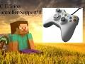 Minecraft XBOX 360 Controller Support