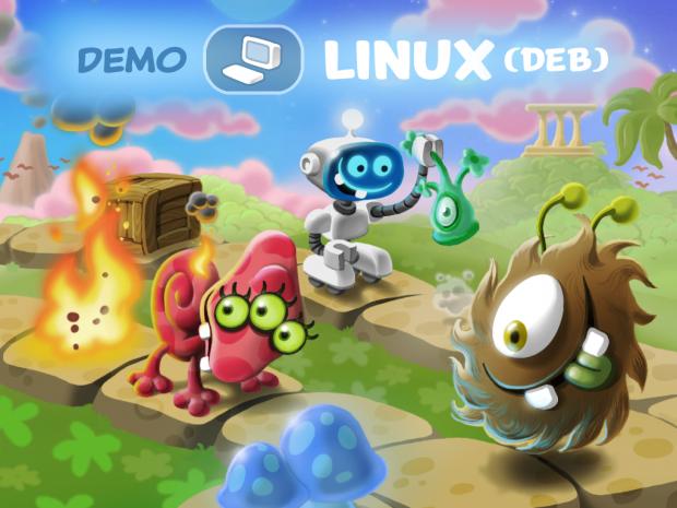Way to Go! LINUX Demo (Debian)