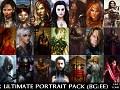 Super Ultimate Portrait Pack - BG:EE (ZIP)