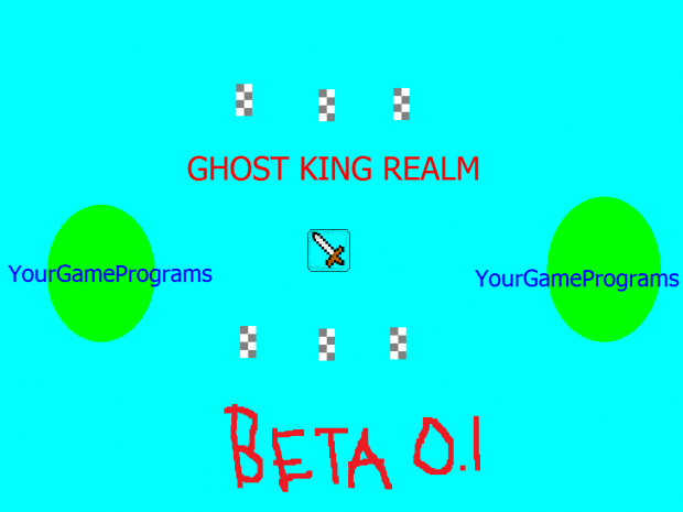 THANK YOU! Ghost King Realm BETA 0.1 Windows