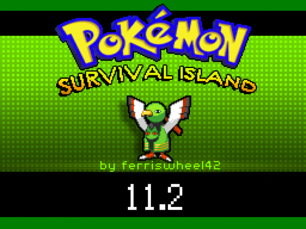 Pokémon Survival Island - v11.2