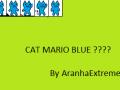 Cat Mario Blue WINDONS Download