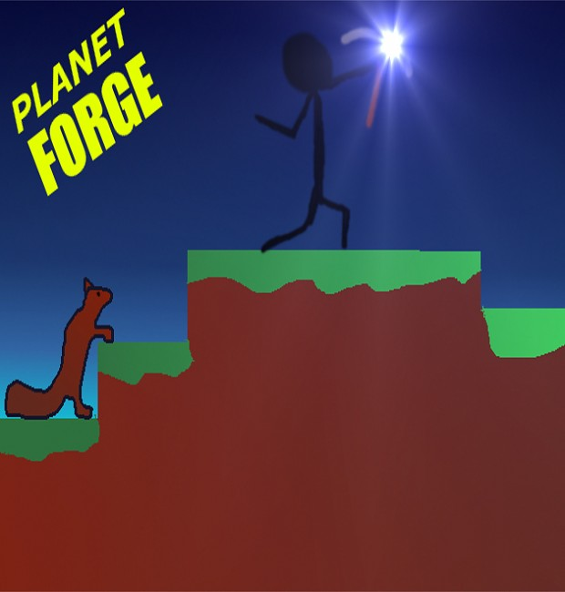 Planet Forge Alpha 0.3