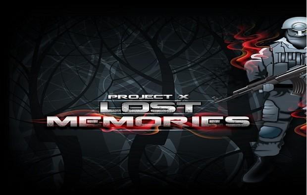 Project x: lost memories (Alpha)