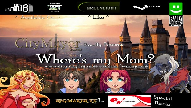 Where's my Mom? - FULL (with Update v2.0)