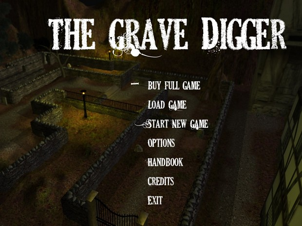 The Grave Digger Demo (Linux)