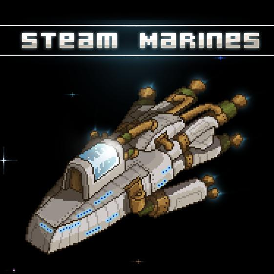Steam Marines v0.8.0a (Mac)