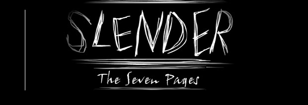 Slender The Seven Pages DEMO