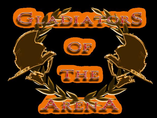 Gladiators of the arena demo Pre Alpha 0.51