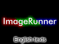 ImageRunner - English Text