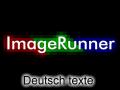 ImageRunner - Deutsch Texte