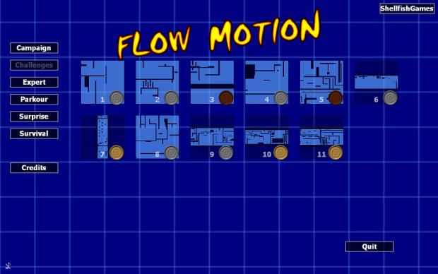 Flow Motion V1.01