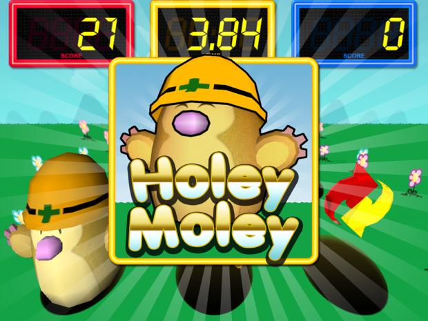 Holey Moley General Android Build