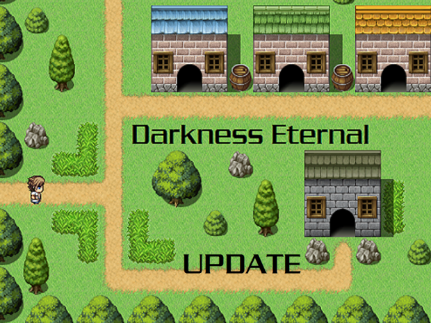 Darkness Eternal: Jake's Tale BETA Update 1