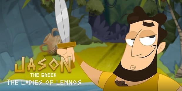 Jason the Greek: The Ladies of Lemnos Demo