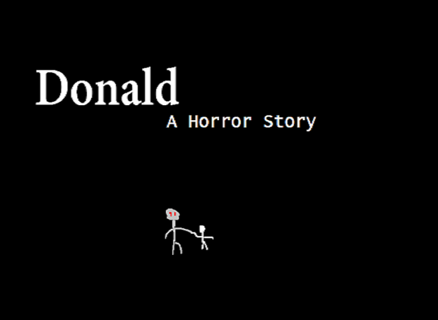 Donald A Horror Story