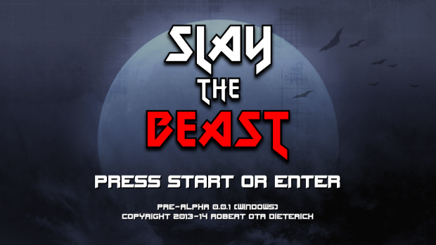 Slay the Beast PRE-ALPHA 0.0.1 (Windows)