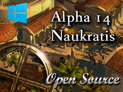 0 A.D. Alpha 14 Naukratis (Windows Version)