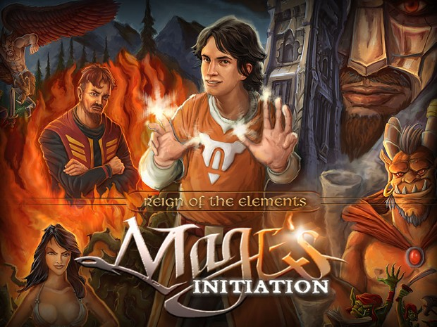 Mage's Initiation Kickstarter Demo