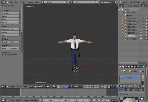 Optimizing 3D models for games