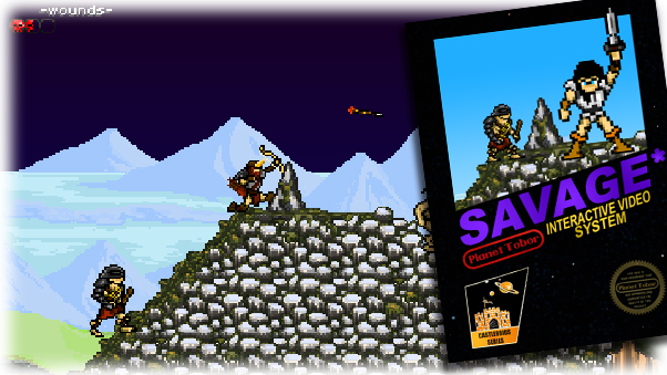 Savage: The Shard of Gosen (second public alpha)