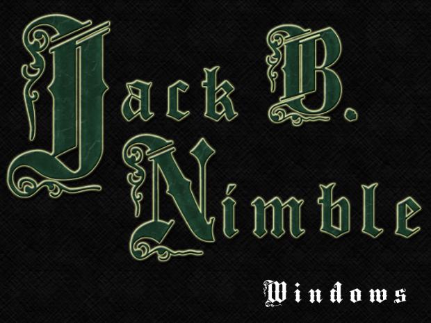Jack B. Nimble - Windows - Alpha 1.0 (Game Jam)