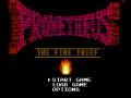 Prometheus - The Fire Thief Demo version 0.3 alpha