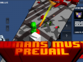 Humans Must Prevail First Beta for Windows, Rev. 2