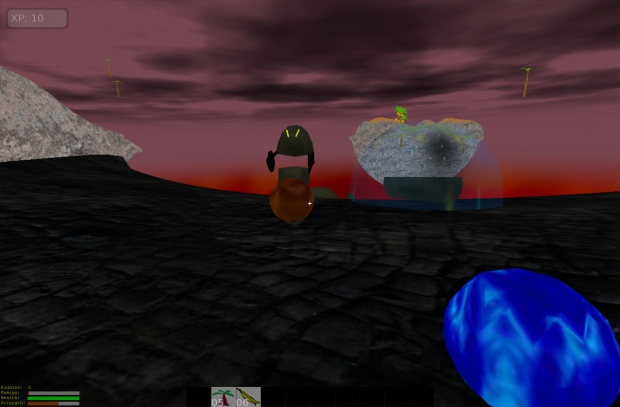 Burnt Islands release 0.06