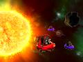 Mammoth Gravity Battles.- Linux Demo