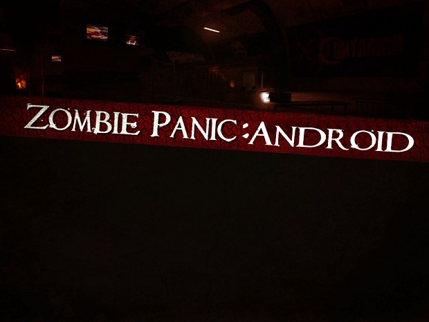(old) ZombiePanic! Android Alpha V5