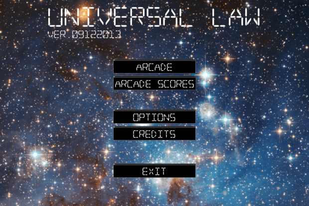 Universal Law first release
