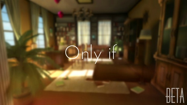 Only if [Beta]