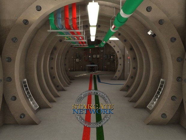 SGC Demo - Version 2.1 : Corridors
