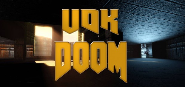 UDK Doom early ver 0.03