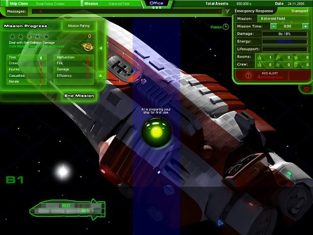 Starship Corporation Alpha 0.1.9
