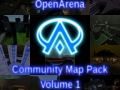 OpenArena Community Mappack Volume 1 v3 Re-Release