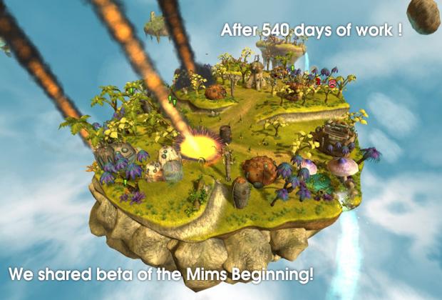 The Mims Beginning - Beta demo - Windows