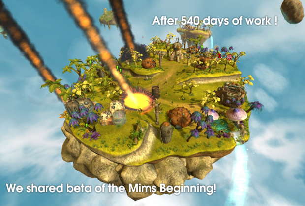 The Mims Beginning - Beta demo - LINUX