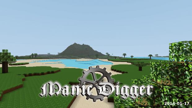 Manic Digger - Version 2014-02-01 (Installer)