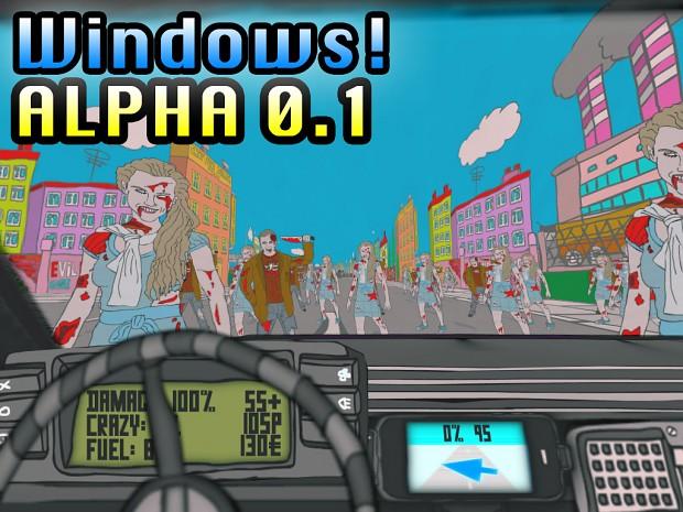 Candy Car Crush 3D : Zombies - alpha 0.1
