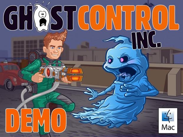GhostControl Inc. for Mac - Demo