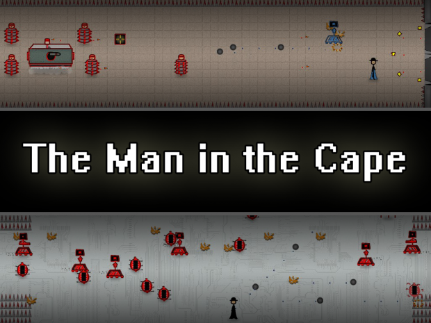 The Man in the Cape