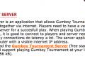 Gumboy Tournament Server