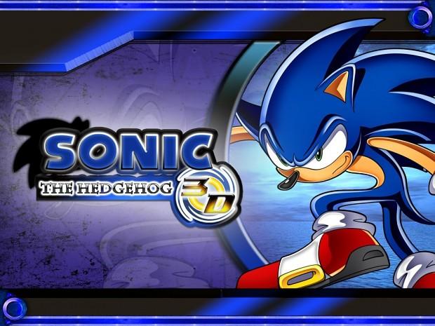 Sonic The Hedgehog 3D v0.3.1 (Windows)