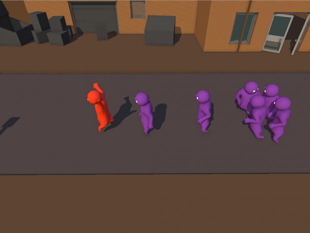 UNSUPPORTED PRE-ALPHA Gang Beasts 0.0.2 (Mac)