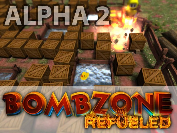 Bombzone refueled Alpha 2a