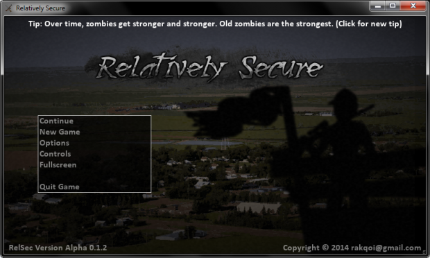 Relatively Secure Alpha 0.1.2